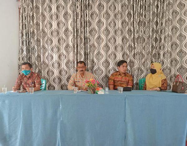Rapat Pleno Penetapan Calon Anggota Bamus Nagari Simpang Sugiran Periode 2021/2027