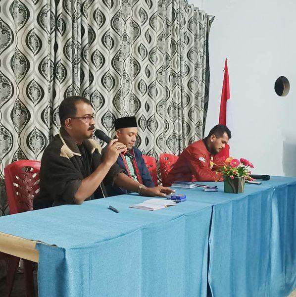 Rapat Pemuda dan Karang Taruna Nagari Simpang Sugiran