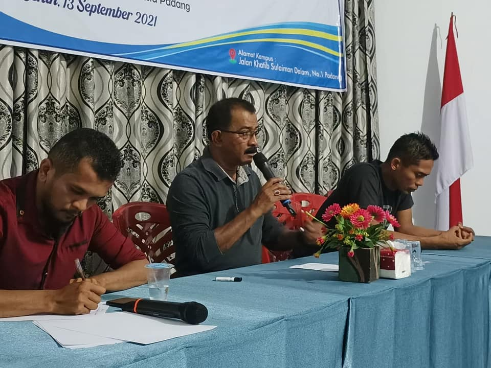 Musyawarah Evaluasi Kepengurusan Badan Gelanggang Olah Raga Ateh Talao Nagari Simpang Sugiran